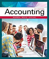 Accounting, 27th Edition Front Cover