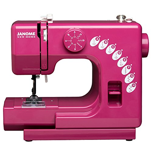 Janome Merlot Sew Mini Sewing Machine by Janome