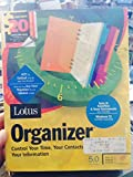 Lotus Organizer 5.0 - Control Your Time, Your Contacts & Your Information
