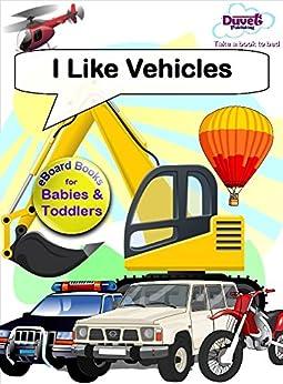 I Like Vehicles (I Like Reading) (English Edition) de [Publishing, Duvet]