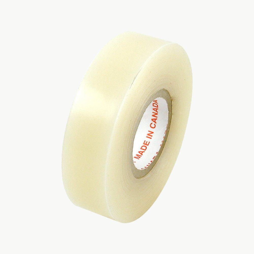 JayBird y maíz 320transparente Poly Hockey Calcetines Cinta Color 1In. x 30yds. (Clear) Jaybird & Mais 320-1030J