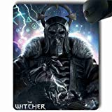 Decorative Mouse Pad the witcher Support Wired Wireless or Bluetooth Mouse and Gaming Mouse Suitable For Men