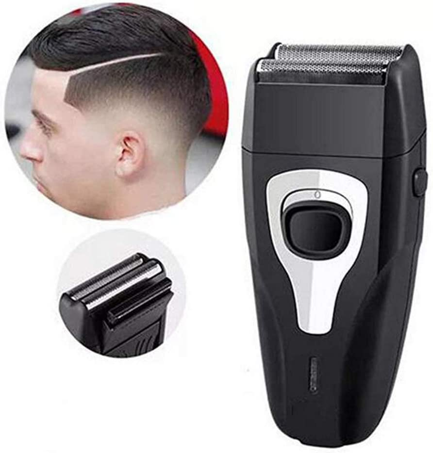 Máquina de Afeitar eléctrica Recargable JFW-3D Recargable Barba ...