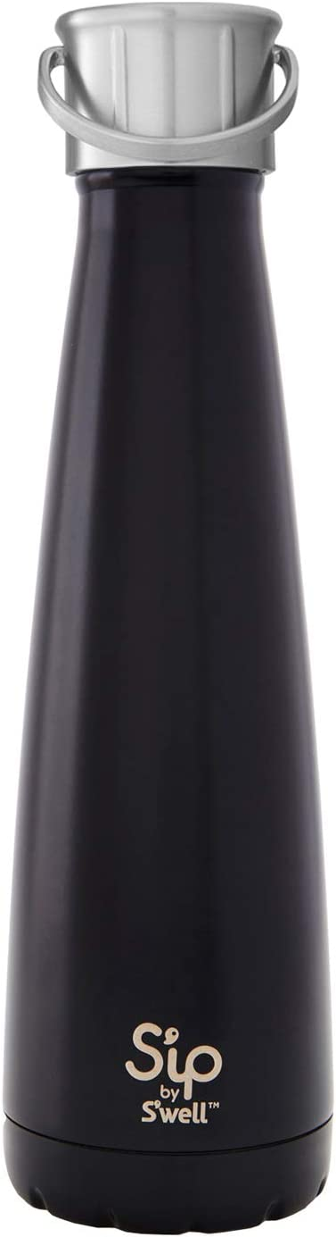 Look at Meow Swell 20015-H20-31130 Stainless Steel Water Bottle 15oz