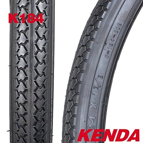 Bazaar Pneu de bicyclette de vélo de kenda k184 24x1-3 ou 80540