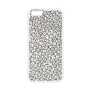 """Cats Customized Case for Iphone6 Plus 5.5"""", New Printed Cats Case hjbrhga1544"""