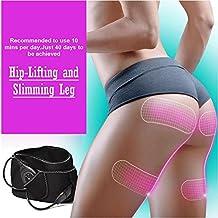 150 Intensity EMS Toner Flex Belt Rechargerable Women System ABS Female Bottom Toner Firm Hips Lifting Slimming Legs Belt
