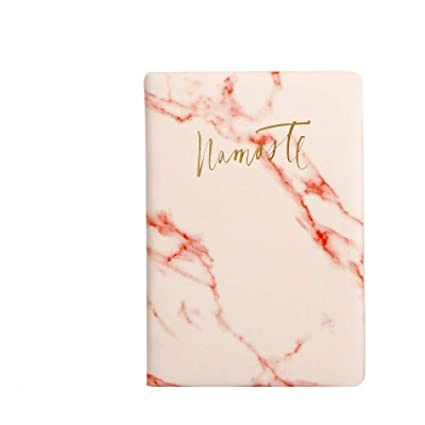YWHY Cuaderno A5 Hardcover Office School Notebook Journal ...