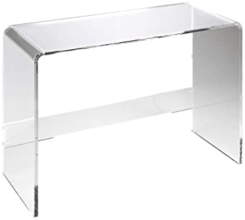 dc036ff3a7c78 Butler Loft Crystal Clear Acrylic Console Table - 3399140  Amazon.co.uk   Kitchen   Home