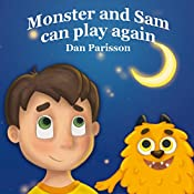 Monster and Sam: Book on parents love. Great for teaching emotions, recognizing and accepting the value of rest, Baby Books, Kids Books, Ages 3 5, Picture Book, Bedtime stories