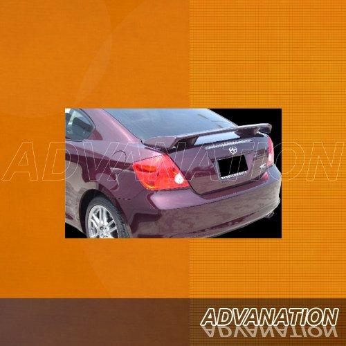 (Scion TC 05-10 ABS Trunk Rear Wing Spoiler Unpainted Primer)