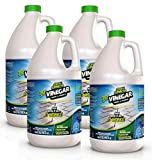 Green Gobbler Ultimate Vinegar Home & Garden - 30% Vinegar Concentrate, Hundreds of Uses! (4 Gallon Case)