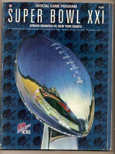 Super Bowl Xxi - 8