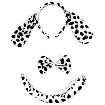 Amazon.com: Kinzd Kids Mouse Dalmatian Antlers Wolf Tiger