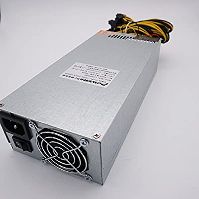 2500W Power Supply 94% High Efficiency for antminer S9 D3 A3 And L3