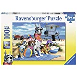 Ravensburger No Dogs on The Beach Puzzle (100-Piece)