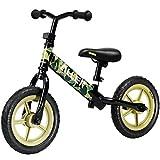 Allek Balance Bike for Kids & Toddlers, 12