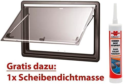 Dometic Seitz S4 Ausstellfenster 550x550 Mm Bxh Inkl Scheibendichtmasse Auto