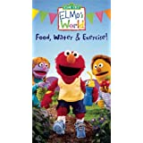 Sesame Street - Elmo's World: Food, Water & Exercise