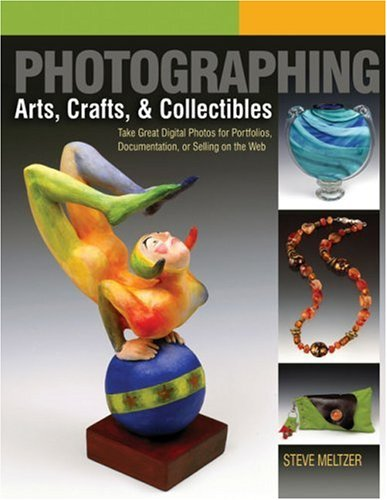 A classic reference enters the digital age! The long anticipated update of Steve Meltzer's Photographing Your Craftwork is here—and finally artists have a guide that helps them produce high quality images of their work. Cutting through the jargon ...