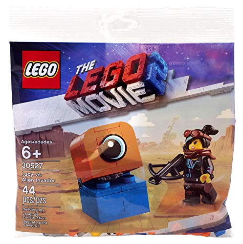 LEGO The Movie 2 Lucy vs. Alien Invader polybag (30527)]()
