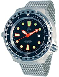Tauchmeister Automatic, 1000m Dive Watch with Helium Release Valve and Sapphire T0264MIL