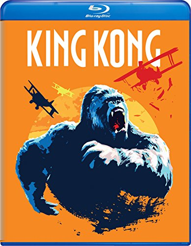 King Kong (Pop Art) [Blu-ray]