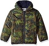 Gymboree Little Boys' Camo Puffer Jacket