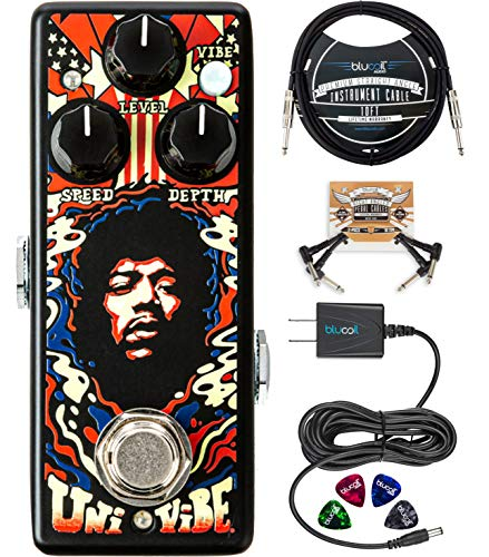 Image of MXR JHW3 Authentic Hendrix '69 Psych Series Uni-Vibe Chorus Vibrato