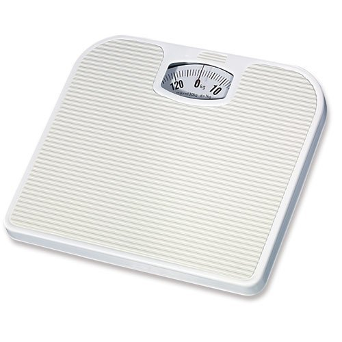Sabichi Mechanical Bathroom Scale, White by Sabichi