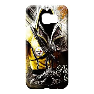 samsung galaxy s6 baseball case Hot covers style pittsburgh steelers