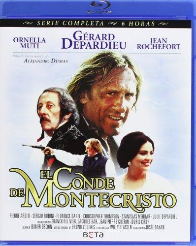 El Conde De Montecristo (The Count Of Monte Cristo) (Blu-Ray)