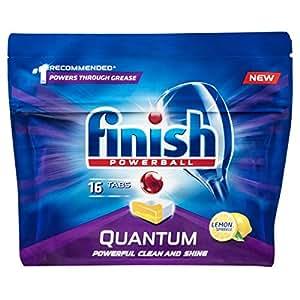 Finish Quantum Lemon Tablets 16 Tabs