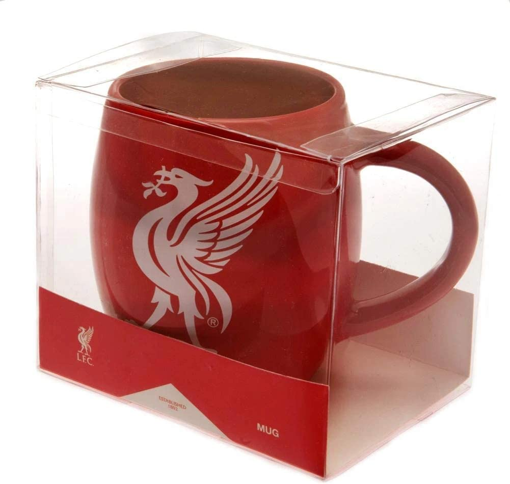 Liverpool F.C Official Gift Boxed Aluminium Travel Mug