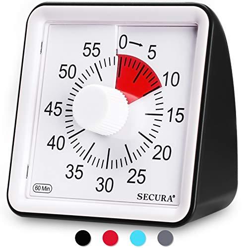 Secura 60-Minute Visual Timer