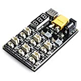 #7: AKK 1S LiPo LiHV Battery Charge Board Micro JST 1.25 and JST-PH 2.0 2-6S Input LiPo Battery Drone Charger for Blade Inductrix Tiny Whoop