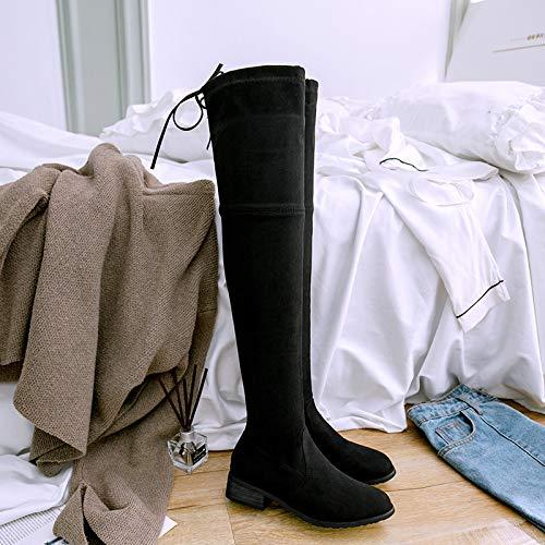 High Heels Frauen - Knie - - - Stiefel in Herbst und Winter 53e791