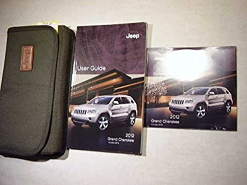 2012 jeep grand cherokee owners manual jeep amazon com books rh amazon com 2015 jeep overland owners manual 2012 jeep grand cherokee overland owners manual pdf