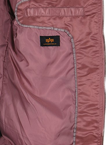 Uomo Pink Alpha Dusty Pink Alpha Giacca Giacca Uomo Dusty Alpha wHanq