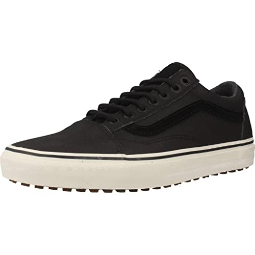 6d9f11583f Vans Mens Old Skool MTE Tec Tuff Black Sneaker - 11  Amazon.ca ...