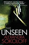 Front cover for the book The Unseen by Alexandra Sokoloff