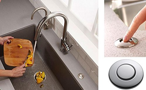 Garbage Disposal Single outlet Air switch - Sc Outlets