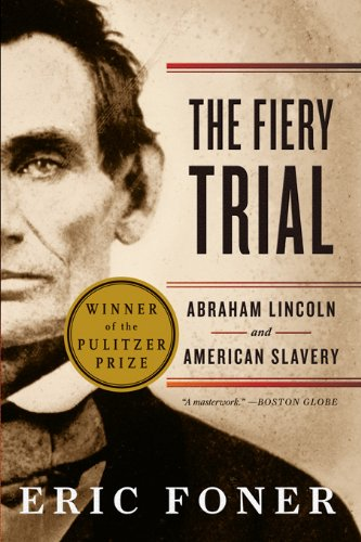 Lincoln Abraham Icon - The Fiery Trial: Abraham Lincoln and American Slavery