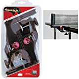 MK Deluxe Table Tennis Net & Post Set