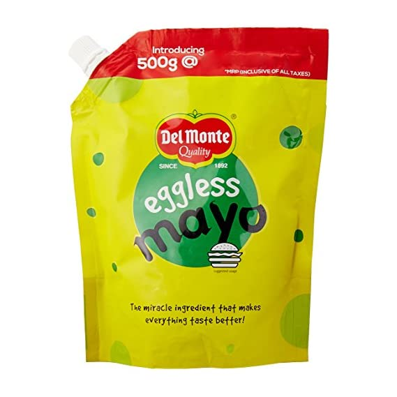 Del Monte Eggless Mayonnaise, 500g