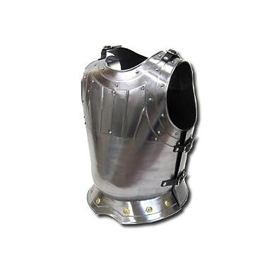 Amazon.com: Armor Venue Medieval guerrero pectoral – Fitted ...