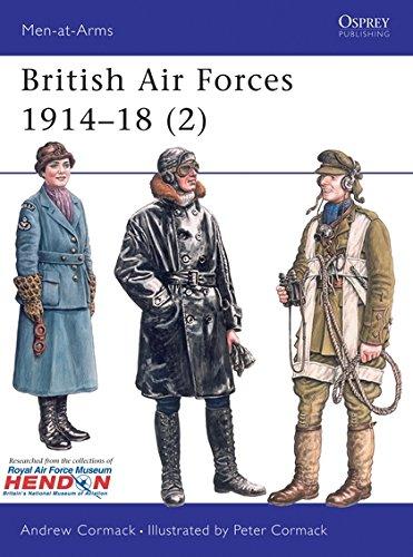 British Air Forces 1914–18 (2) (Men-at-Arms)