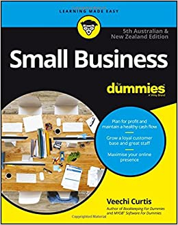 Marketing your small business for dummies, australian and new.