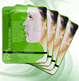 Cheap ULTIMATE COLLAGEN APPLICATOR, FACIAL MASK IT WORKS FOR SKIN REJUVENATION 4 masks