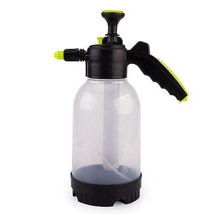 Regaderas Wddwarmhome 2L transparente interior plantas en macetas botella de pulverización protección del medio ambiente plástico